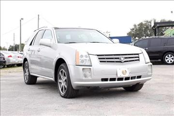 2004 Cadillac SRX for sale at Marvin Motors in Kissimmee FL