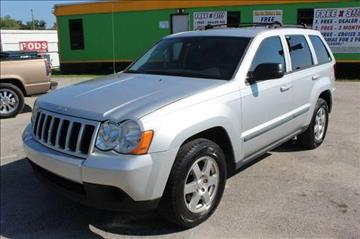 2009 Jeep Grand Cherokee for sale at Marvin Motors in Kissimmee FL