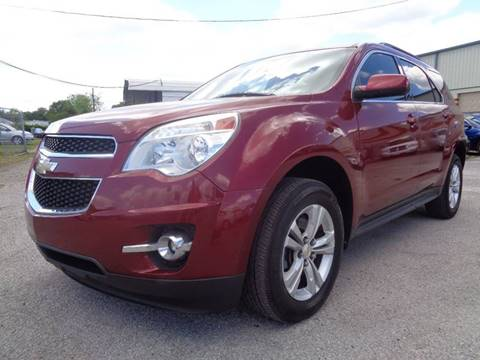 2010 Chevrolet Equinox for sale at Marvin Motors in Kissimmee FL