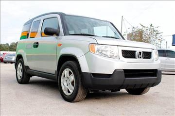2010 Honda Element for sale at Marvin Motors in Kissimmee FL