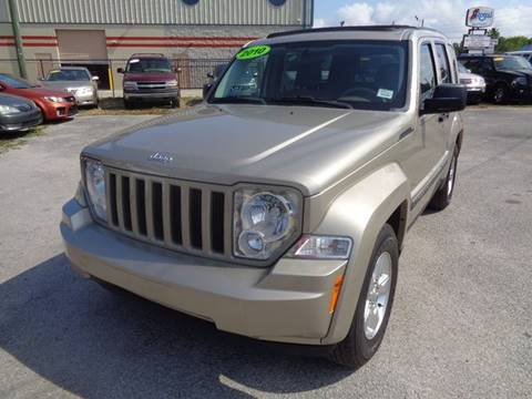 2010 Jeep Liberty for sale in Kissimmee, FL