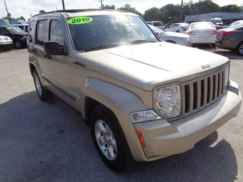 2010 Jeep Liberty for sale at Marvin Motors in Kissimmee FL