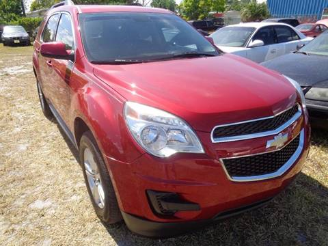 2012 Chevrolet Equinox for sale at Marvin Motors in Kissimmee FL