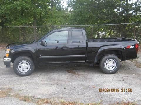 2008 Chevrolet Colorado for sale in Derby CT