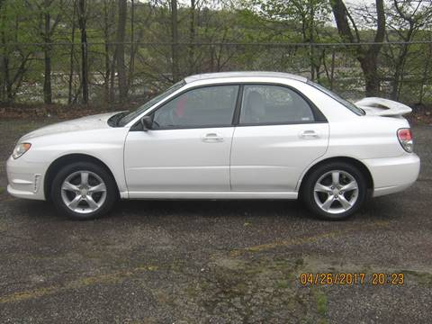 2007 Subaru Impreza for sale in Derby, CT