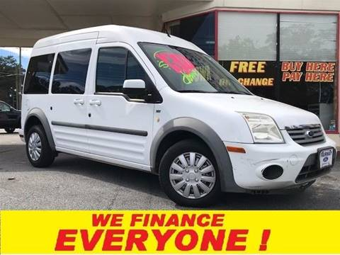 2011 Ford Transit Connect for sale in Norcross, GA