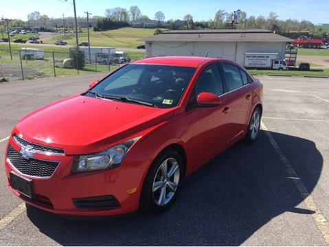2014 Chevrolet Cruze for sale in Piney Flats, TN