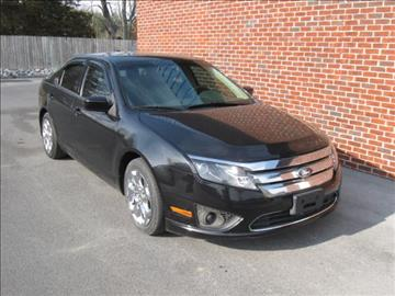 2010 Ford Fusion for sale in Piney Flats, TN