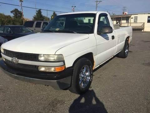 2000 Chevrolet Silverado 1500 for sale in Petersburg, VA