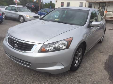 2010 Honda Accord for sale in Petersburg, VA