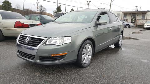2007 Volkswagen Passat for sale in Petersburg, VA