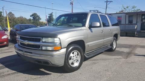 2001 Chevrolet Suburban for sale in Petersburg, VA