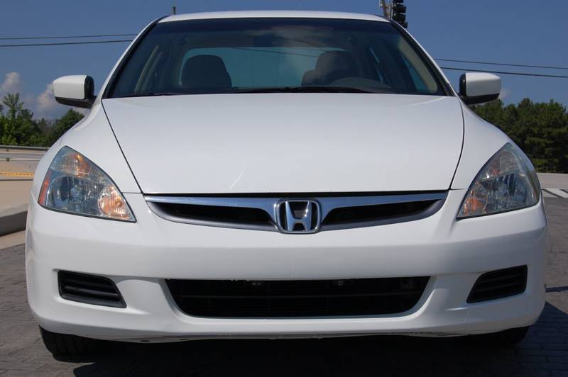 2006 Honda Accord LX Special Edition 4dr Sedan 5A - Conley GA