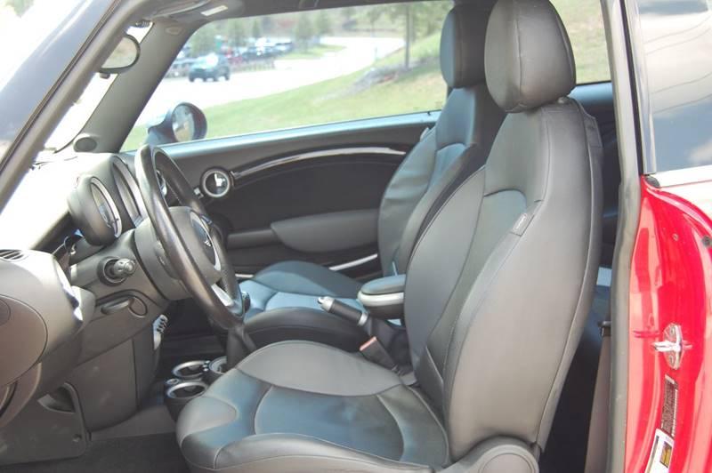 2009 MINI Cooper S 2dr Hatchback - Conley GA