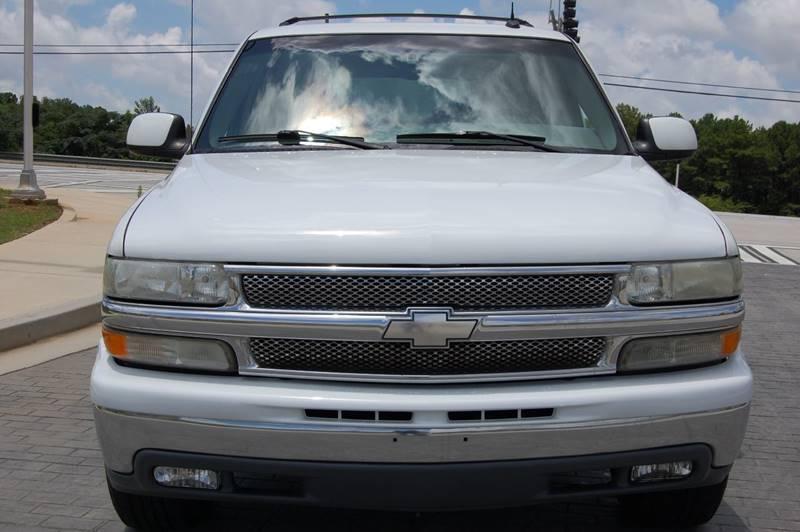 2002 Chevrolet Suburban 1500 LT 2WD 4dr SUV - Conley GA