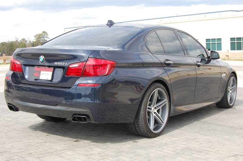 2013 BMW 5 Series 550i 4dr Sedan - Conley GA