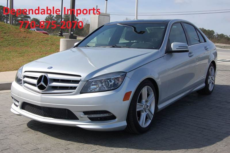 2011 Mercedes-Benz C-Class AWD C 300 Sport 4MATIC 4dr Sedan - Conley GA