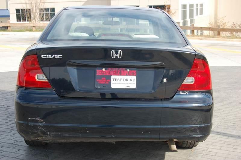 2002 Honda Civic LX 2dr Coupe - Conley GA