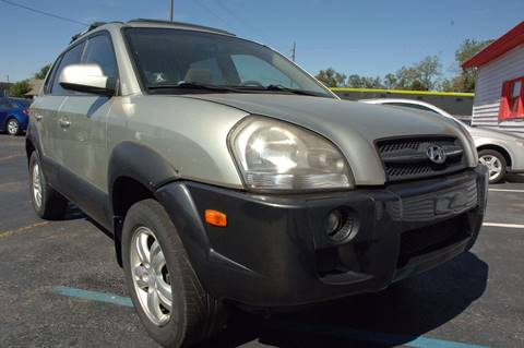 2006 Hyundai Tucson for sale in Indianapolis, IN