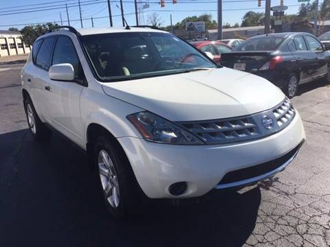 2007 Nissan Murano for sale in Indianapolis, IN