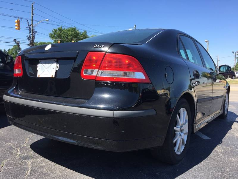 2004 Saab 9-3 4dr Linear Turbo Sedan In Indianapolis IN - A Class