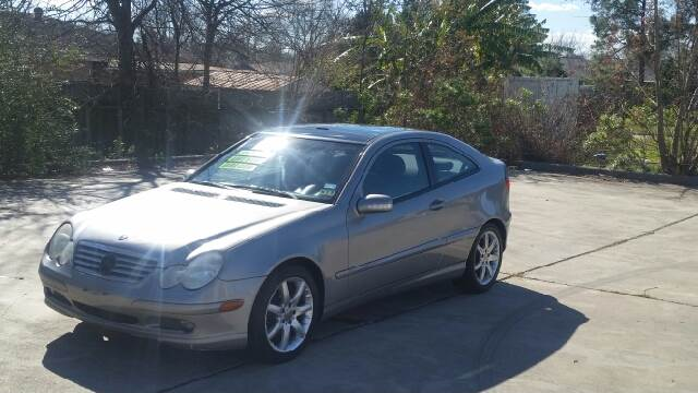 2004 Mercedes-Benz C-Class for sale at Houston Auto Emporium in Houston TX