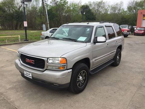 2005 GMC Yukon for sale at Houston Auto Emporium in Houston TX