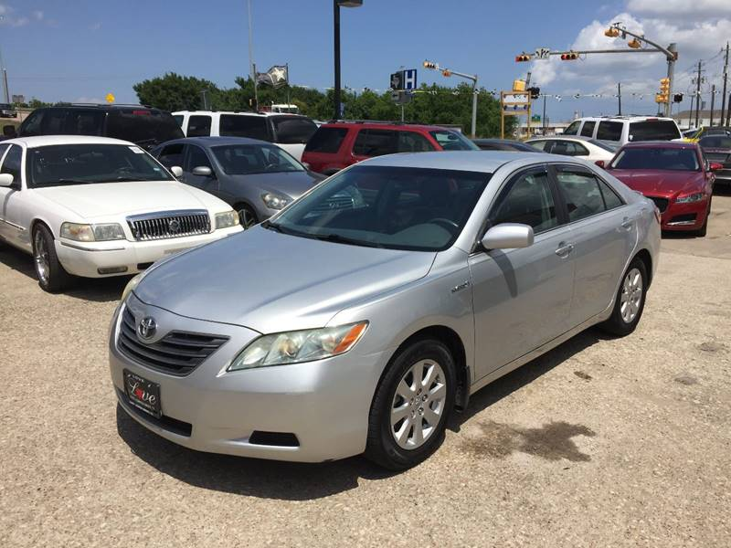 Charming 2007 Toyota Camry Hybrid For Sale At Houston Auto Emporium In Houston TX