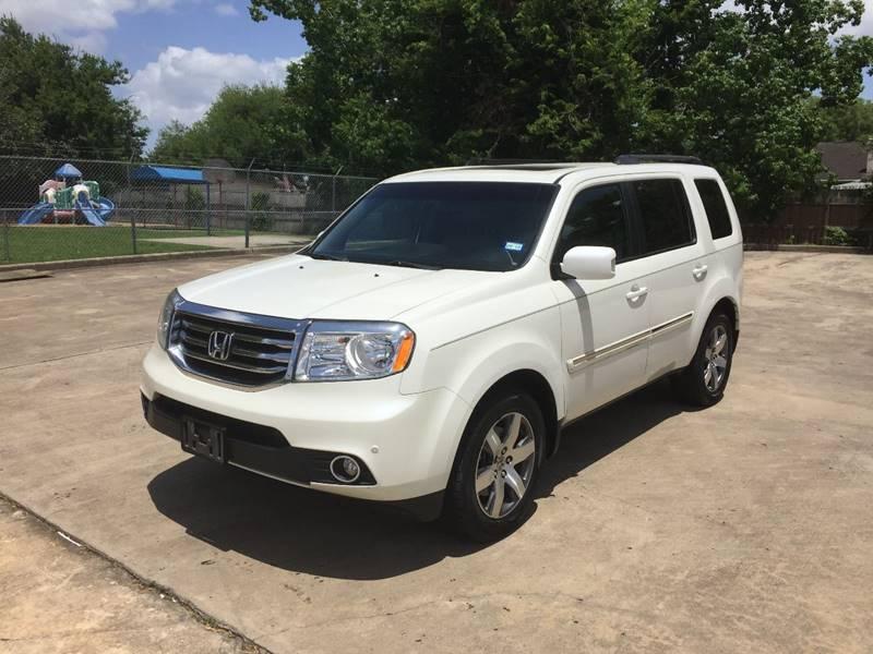 2014 Honda Pilot For Sale At Houston Auto Emporium In Houston TX