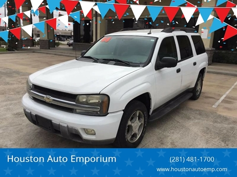 2005 Chevrolet TrailBlazer EXT for sale at Houston Auto Emporium in Houston TX