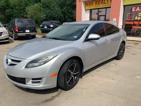 2012 Mazda MAZDA6 for sale at Houston Auto Emporium in Houston TX
