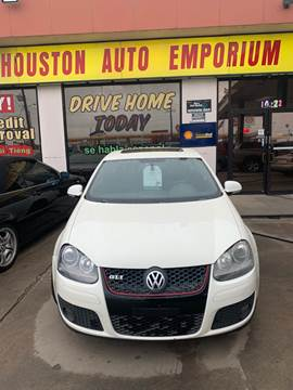 2008 Volkswagen GLI for sale in Houston, TX