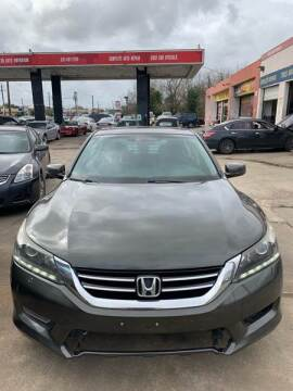 2013 Honda Accord for sale at Houston Auto Emporium in Houston TX