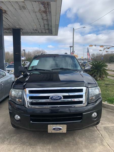 2011 Ford Expedition EL for sale at Houston Auto Emporium in Houston TX