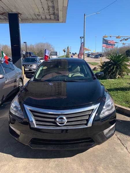 2015 Nissan Altima for sale at Houston Auto Emporium in Houston TX