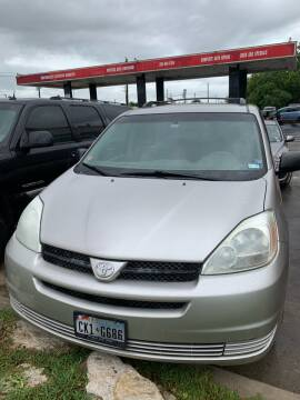 2004 Toyota Sienna for sale at Houston Auto Emporium in Houston TX