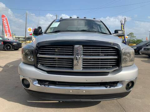 2008 Dodge Ram Pickup 3500 for sale at Houston Auto Emporium in Houston TX