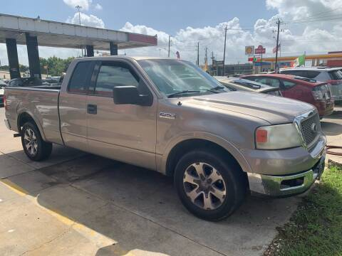 2004 Ford F-150 for sale at Houston Auto Emporium in Houston TX
