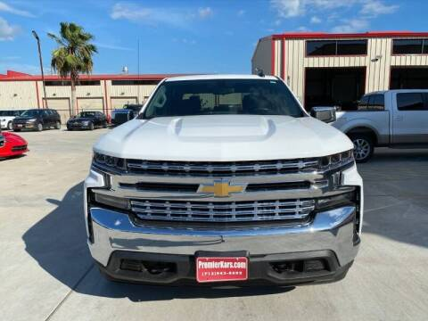 2020 Chevrolet Silverado 1500 for sale at Houston Auto Emporium in Houston TX