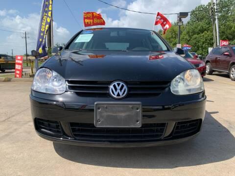 2009 Volkswagen Rabbit for sale at Houston Auto Emporium in Houston TX