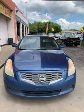 2008 Nissan Altima for sale at Houston Auto Emporium in Houston TX