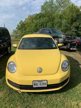 2012 Volkswagen Beetle for sale at Houston Auto Emporium in Houston TX