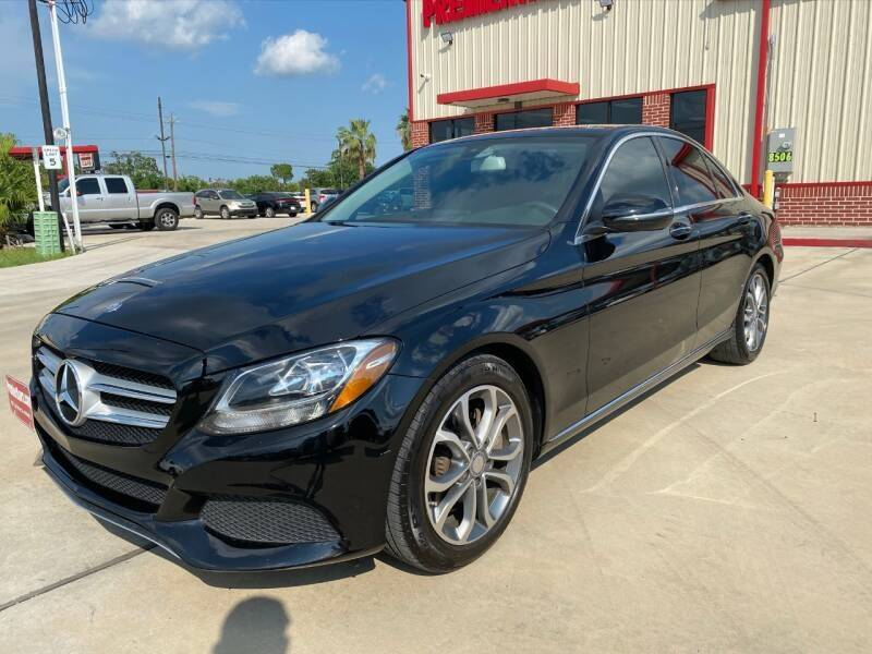 2016 Mercedes-Benz C-Class for sale at Houston Auto Emporium in Houston TX
