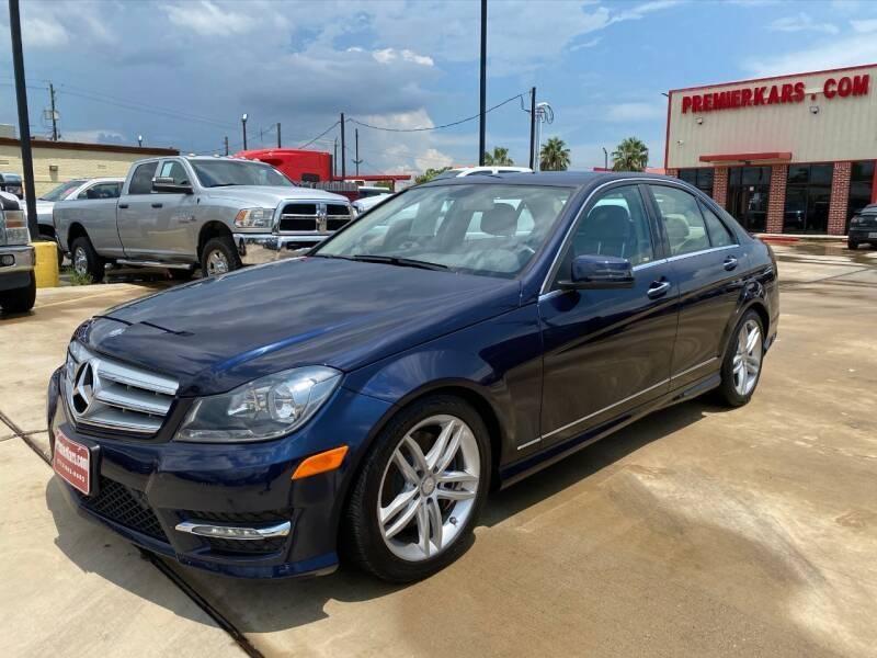 2013 Mercedes-Benz C-Class for sale at Houston Auto Emporium in Houston TX