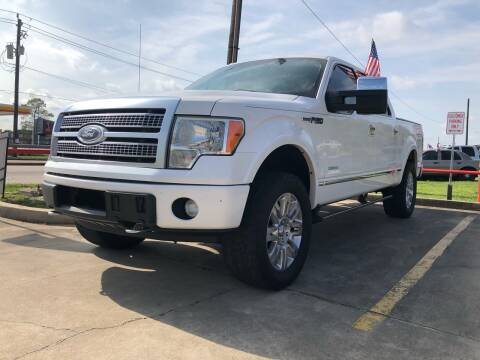 2012 Ford F-150 for sale at Houston Auto Emporium in Houston TX
