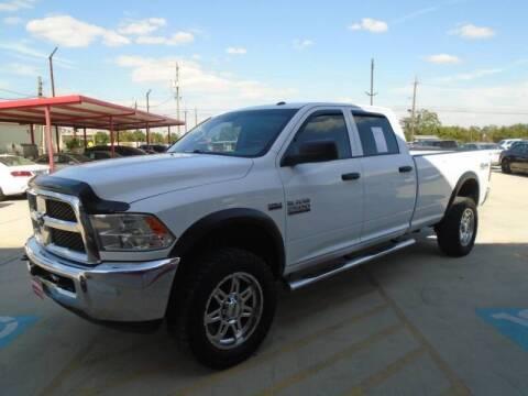 2017 RAM Ram Pickup 2500 for sale at Houston Auto Emporium in Houston TX