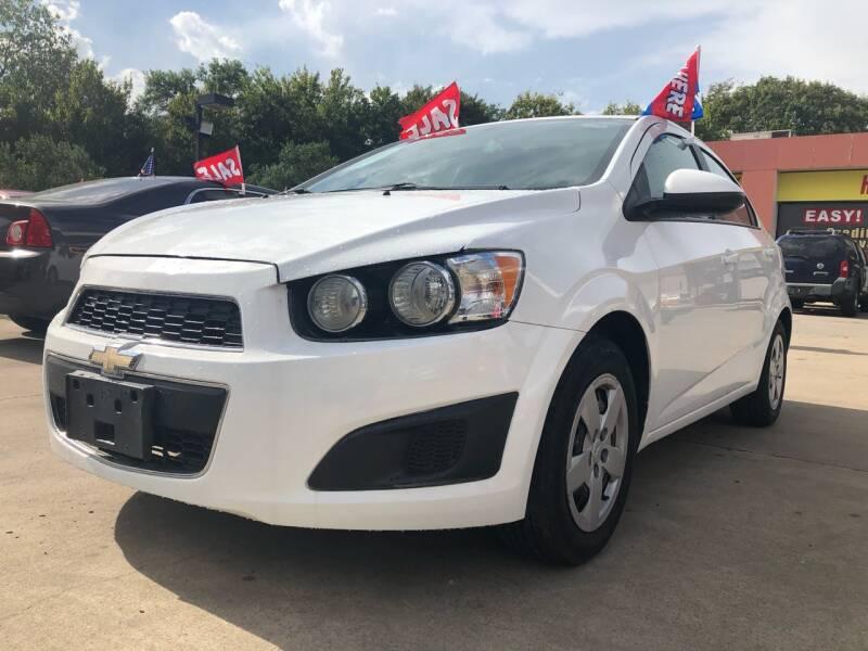 2016 Chevrolet Sonic for sale at Houston Auto Emporium in Houston TX