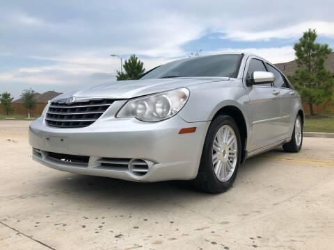 2009 Chrysler Sebring for sale at Houston Auto Emporium in Houston TX