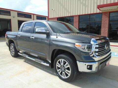 2019 Toyota Tundra for sale at Houston Auto Emporium in Houston TX
