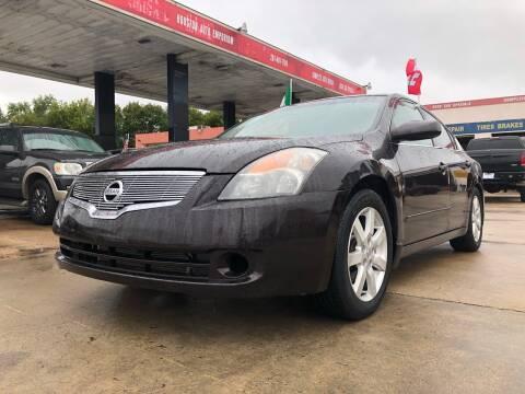 2007 Nissan Altima for sale at Houston Auto Emporium in Houston TX